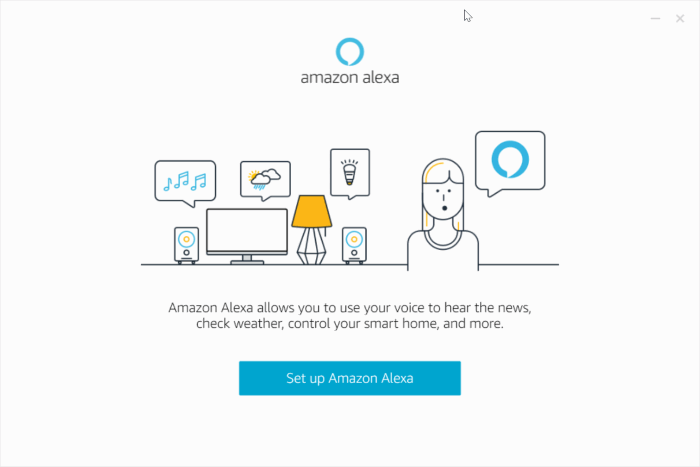 Download Amazon Alexa for Windows 10 PC pic3