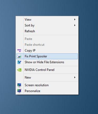 Easy Context Menu to enhance Windows context menu