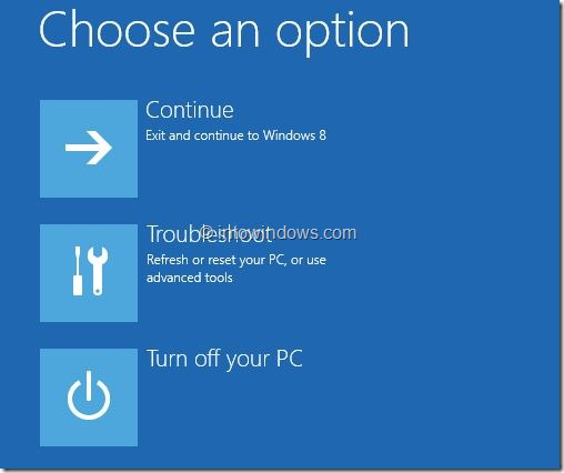 Enable Graphical Boot Menu In Windows 8 Step2