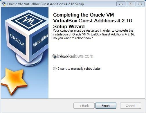 Habilitar Aero En VirtualBox Step7