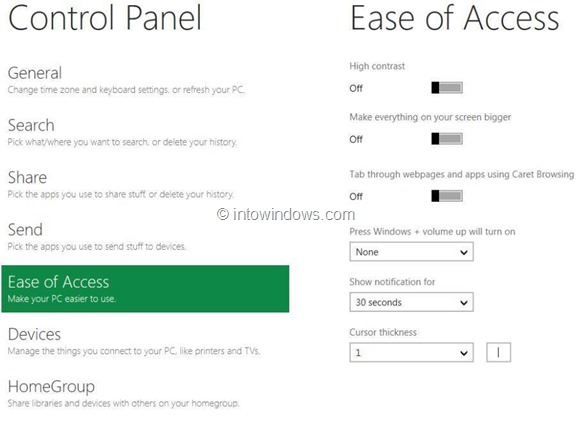 Enable Windows Phone 7 Style User Interface In Windows 8 Step1