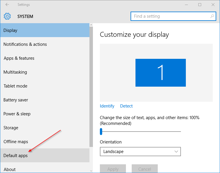 Activar el visor de fotos clásico en Windows 10 step7
