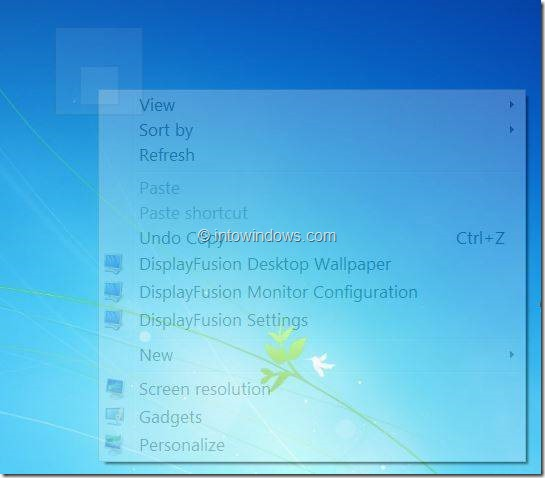 Enable or Disable Right Click In Windows 8 Tablet Step7