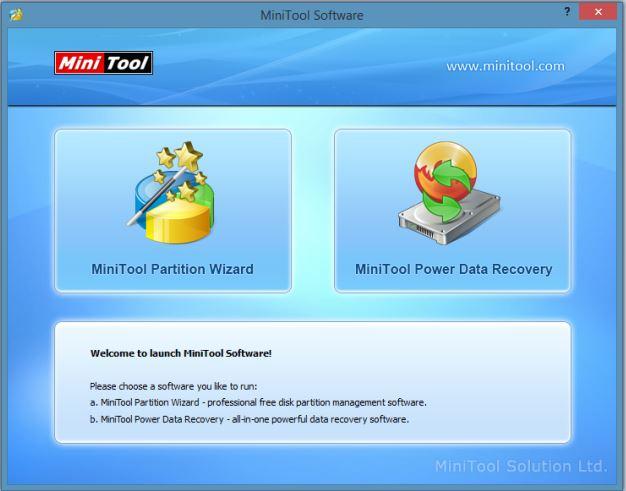 Extender la partición del sistema en Windows 8.1 Método 2 Paso 1