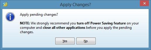 Extender la partición del sistema en Windows 8.1 Método 2 Paso 5