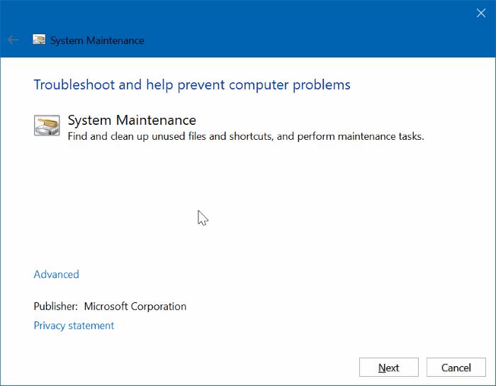 Explorador de archivos que no funciona en Windows 10 pic5