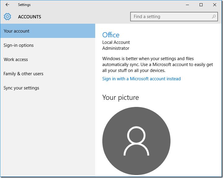 Reparación en Cortana que no funciona en Windows 10 pic2