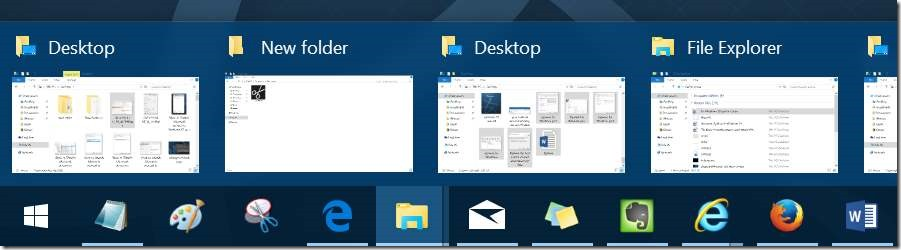 Solucionar el problema de que la ocultación automática de la barra de tareas de Windows 10 no funcione
