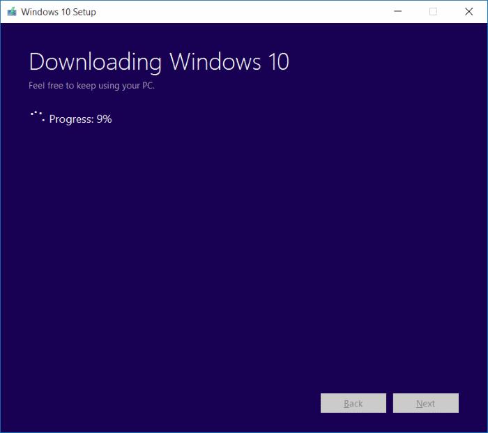 Obtener la actualización de Windows 10 November ahora mismo pic1
