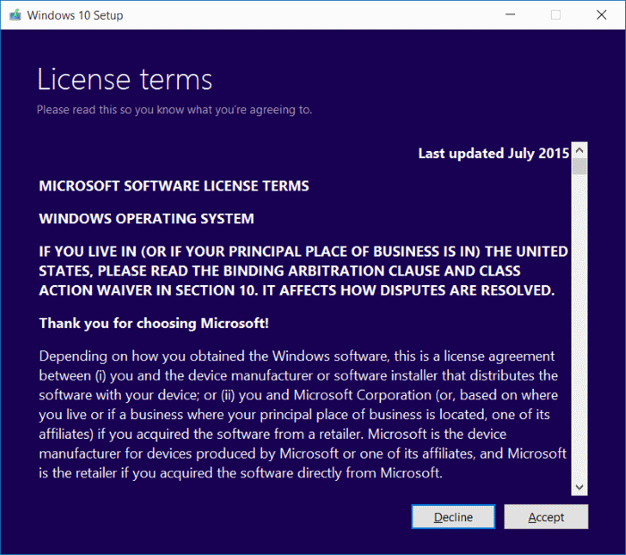 Obtener la actualización de Windows 10 November ahora mismo pic2