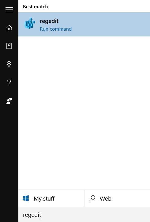 Obtener barra de título de color sin cambiar la barra de tareas e iniciar el color del menú Windows 10 step3