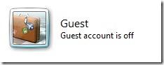 Cuenta de invitado