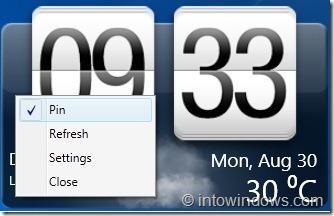 HTC Sense for Windows 7