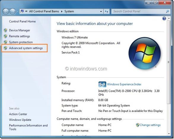 Cómo ocultar o saltar el Administrador de arranque en Vista y Windows 7 Paso 2
