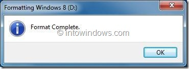 How To Uninstall Windows 8 Step7