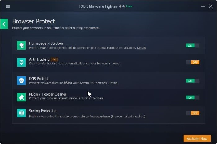 IObit Malware Fighter pic2