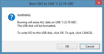 ISO To USB to USB