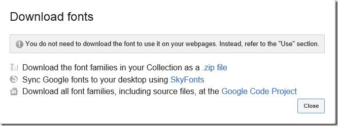 Instalar fuentes web de Google en Windows Picture3