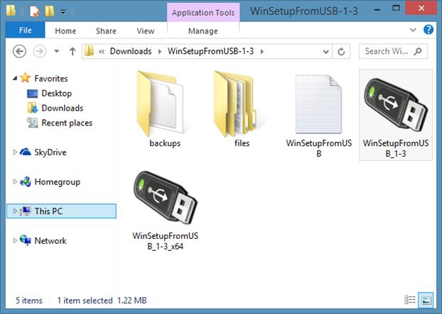 Instalar Windows 7 y Windows 8.1 desde la misma imagen USB02