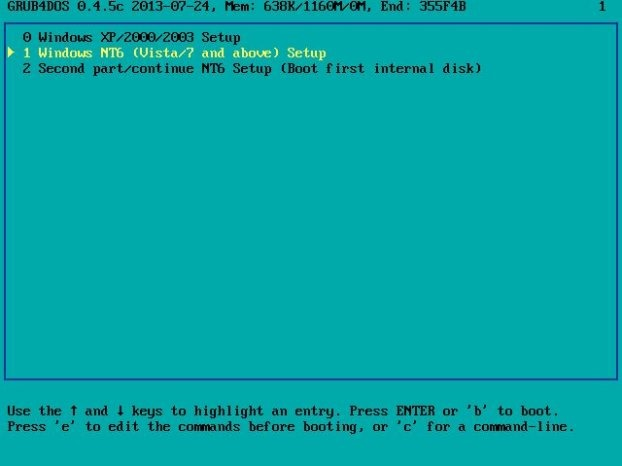 instalar windows 7 y windows 8.1 o 10 desde el mismo usb