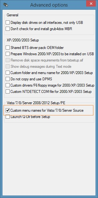 Instalar Windows 7 y Windows 8.1 desde la misma imagen USB1