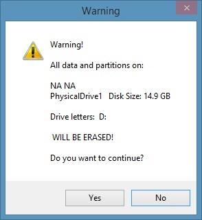 Instalar Windows 7 y Windows 8.1 desde la misma imagen USB3