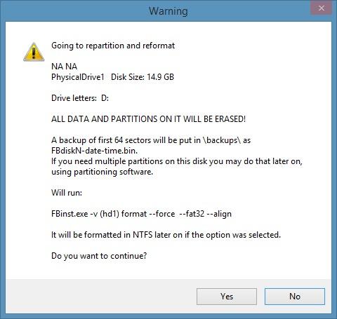 Instalar Windows 7 y Windows 8.1 desde la misma imagen USB4