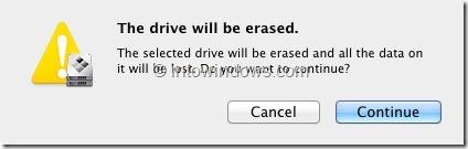 Instalar Windows 8 en Mac Paso 4