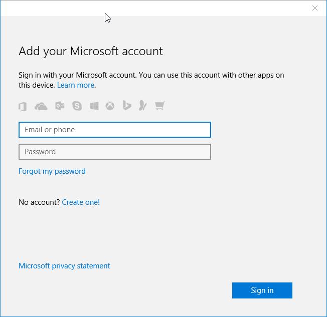 Instalar aplicaciones desde Store sin cuenta de Microsoft Windows 10 pic5