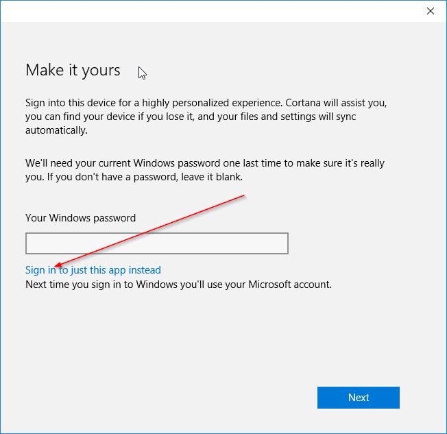 Instalar aplicaciones desde Store sin cuenta de Microsoft Windows 10 pic6