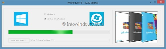 Integrate Drivers in Windows 8 DVD or ISO Step3