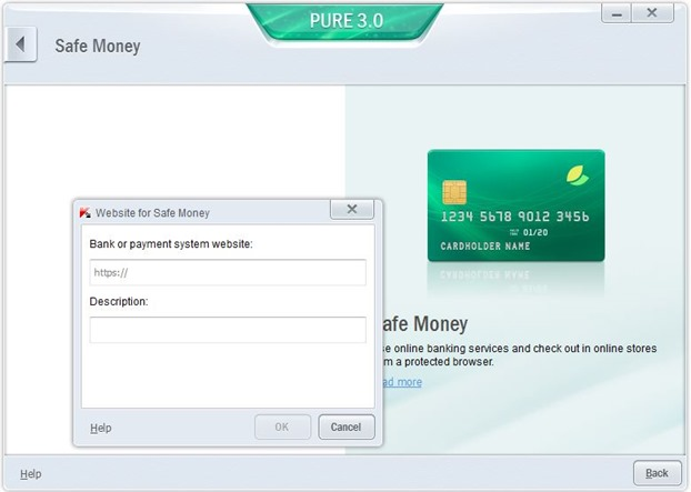Kaspersky PURE 3.0 para Windows Picture1