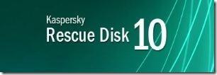 Kaspersky Rescue USB