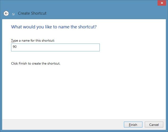 Atajo de teclado para rotar la orientación de la pantalla en Windows picture6