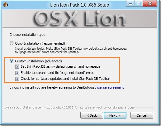 Mac OS X Lion Icon Pack for Windows 8 Developer Preview1