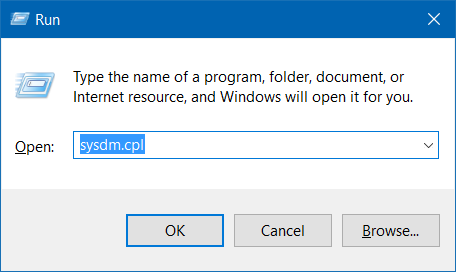 Hacer que la restauración del sistema use menos espacio en disco en Windows 10 step2