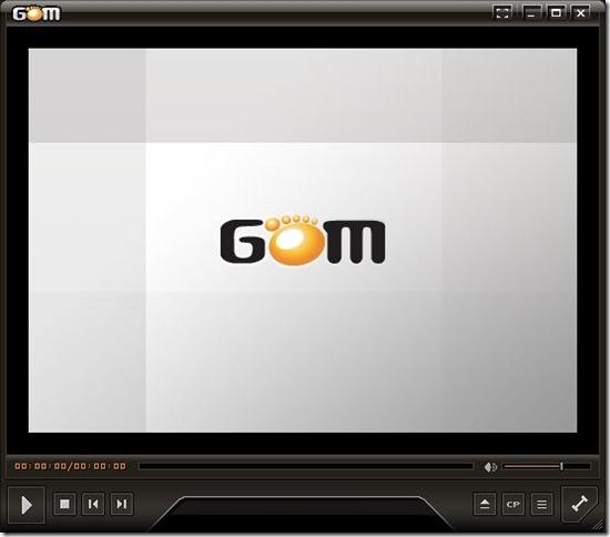 Modern Skin for GOM Player