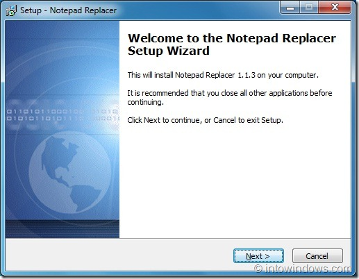 Notepad Replacer For Windows