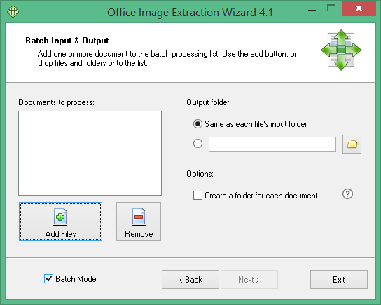 Office Image Extraction Wizard Free Full Version