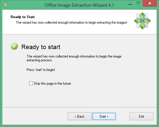 Office Image Extraction Wizard to extract images from Word
