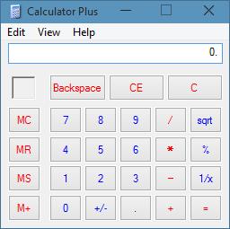 Calculadora antigua en Windows 10 picture3