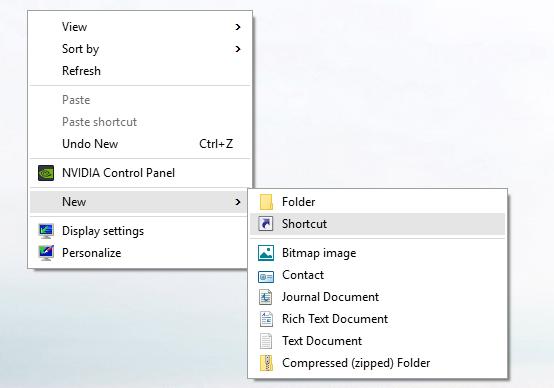 Abrir color y apariencia en Windows 10 step1