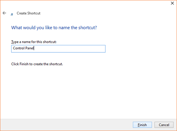 Abrir Panel de control Windows 10 step6