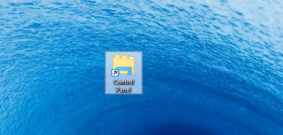Abrir Panel de control Windows 10 step7