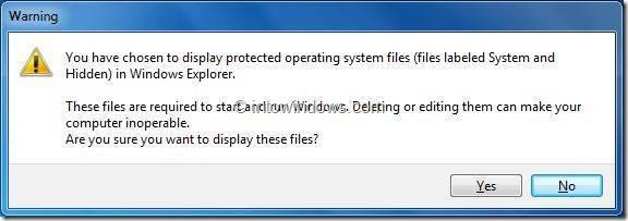 Abrir partición reservada del sistema oculta en Windows 7