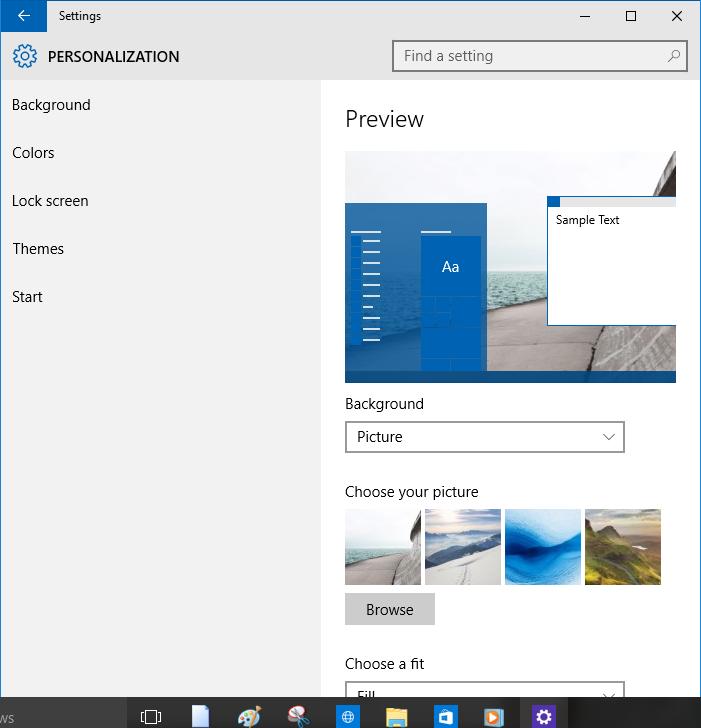 Abrir configuración Windows 10 Paso 5