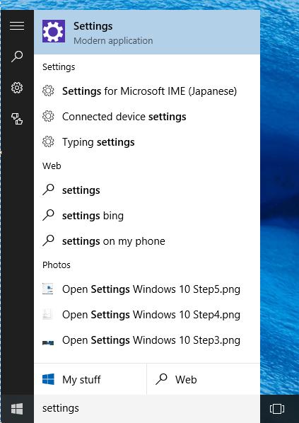 Abrir configuración Windows 10 Paso 6
