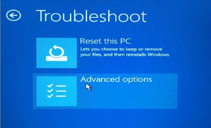 Abrir Windows 10 en modo seguro pic6