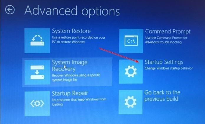 Abrir Windows 10 en modo seguro pic9