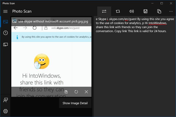 Escaneo de fotos para Windows 10 pic2